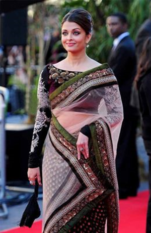 Net Sarees for Party Wear