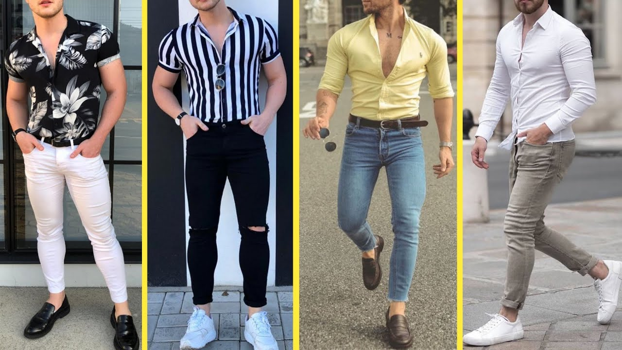 Fashion trends for men 2021