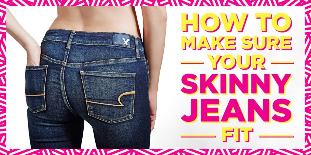 Problem: muffin-top on my jeans!