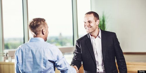How to suit up for an interview – a guide for men